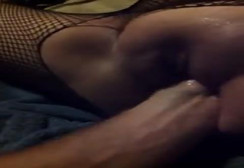 gezwollen vagina vuistneuken