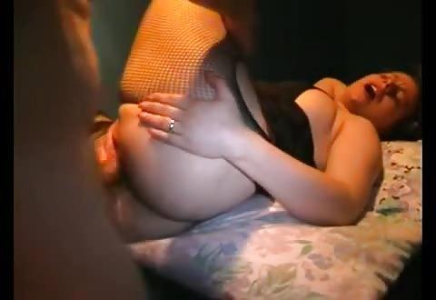 Mollig Duits geil amateur stel anaal
