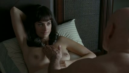 Penelope Cruz in bed