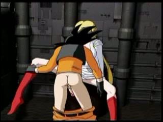 Een star wars episode met veel seks