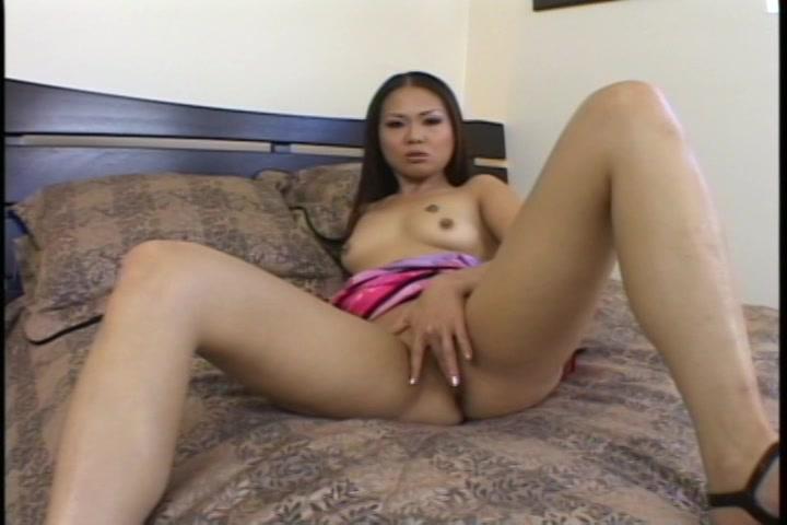 Aziatische vingert kutje kletsnat