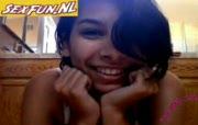 Ondeugend naakt webcammen via msn